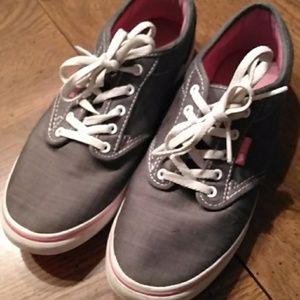 Vans size 8 sneakers